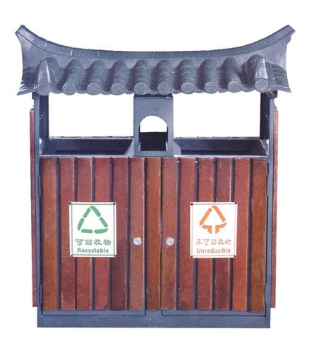 南宁新型环保分类垃圾桶